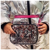 @numeroventuno bag ✨ New Collection #FW20 available now at #ilmarmocchioshop or #online - #kidswear #newcollection