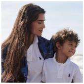 #minime iconic Polo @poloralphlauren disponibile in diversi colori in boutique #ilmarmocchioshop e #online - #kidswear