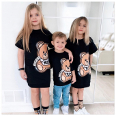 New collection #moschinokids🐻 disponibile in bouti #ilmarmocchioshop e #online - Photo via @oursixblessings