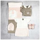 It'a a girl 💖 Nuova collezione corredino #littlebear 🐻 disponibile in boutique #ilmarmocchioshop e #online - #newborn #newcollection #ss21