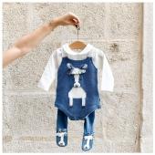 Body new born #stellakids disponibile in boutique #ilmarmocchioshop e #online - #newborn #fw20