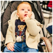 #littlecustomer Edoardo in total look #ilmarmocchioshop - #kidswear #fw20