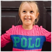 Pullover #poloralphlauren disponibile in boutique #ilmarmocchioshop - #kidswear #fw20