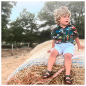 #littlecustomer Antonio in look @stellakids - #puglialife #kidswear