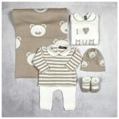 Siamo pronti ad accogliere nuovi sorrisi 🤩 La collezione #newborn con l'inimitabile design e qualità di #littlebear è disponibile in boutique #ilmarmocchioshop e #online 🐻❤️ - #SS21 #newcollection