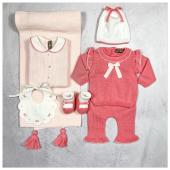 It's a girl 💖 Nuova collezione #littlebear disponibile in boutique #ilmarmocchioshop - #newborn #newcollection