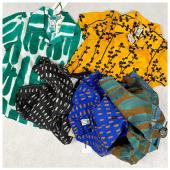 Nuovo brand in boutique #ilmarmocchioshop: cotoni organici, stampe fatte a mano. Total look #ecosostenibile - #kodswear #ecovision