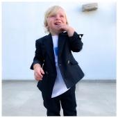 Per ogni occasione speciale noi ci siamo da oltre 40 anni ❤️ Antonio in total look #ilmarmocchioshop - #newcollection #ceremony #fw20 #kidswear