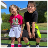 #littlecustomer in look @msgmkids  - #kidswear #ss22