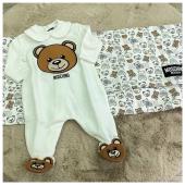 Nuova Collezione @moschino 🐻 disponibile in boutique #ilmarmocchioshop - #newborn #fw21