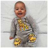 #littlecustomer Diego in look ecosostenibile #stellakids disponibile in boutique #ilmarmocchioshop e #online - #kidswear #ecofriendly